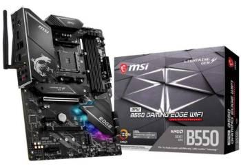 MSI MPG B550 Gaming Edge Motherboard