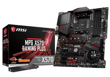 MSI MPG X570 Gaming Plus Motherboard