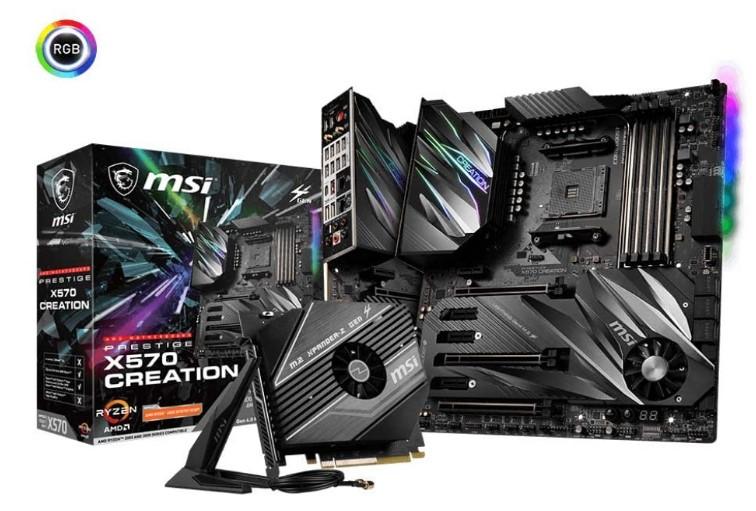 MSI Prestige X570