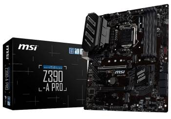 MSI Z390-A Pro Motherboard