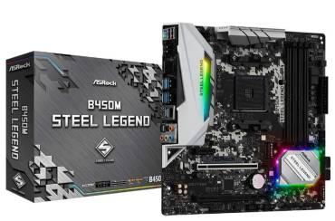 ASRock B450M Steel Legend ATX
