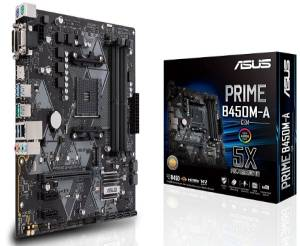 Asus Prime B450M-A/CSM AMD Motherboard