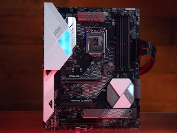 ASUS Prime Z390-A Motherboard LGA1151 (2)
