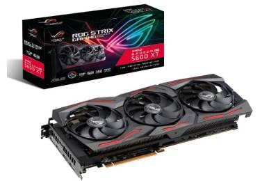 ASUS ROG STRIX AMD Radeon RX 5600 XT TOP