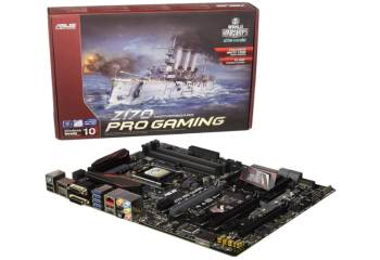 Asus Dual DDR4 Motherboard