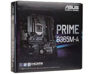 Asus Prime B365M-A LGA 1151