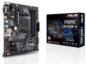Asus Prime B450M-A CSM Motherboard