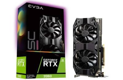 EVGA GeForce RTX 2060 SC Ultra Gaming