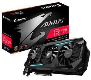 Gigabyte Radeon Rx 5700 Xt GPU