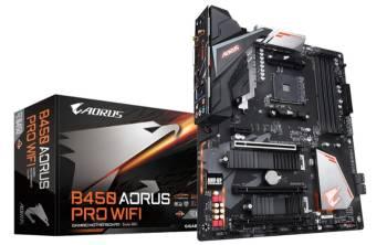 Gigabyte B450 AORUS Pro Motherboard