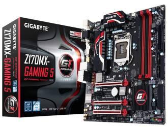 GIGABYTE LGA 1151 Z170MX Motherboard