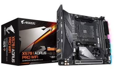 GIGABYTE X570 ITX AORUS Pro WIFI
