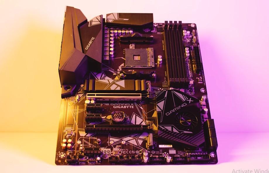 Gigabyte X570 Gaming X Gaming Motherboard
