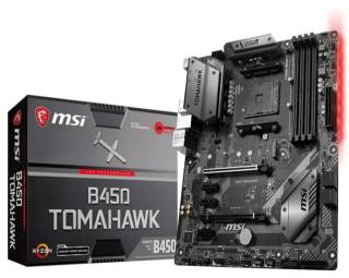 MSI B450 TOMAHAWK B450 motherboard