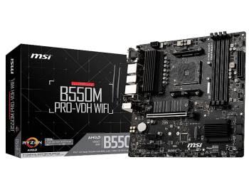 MSI B550-M Pro