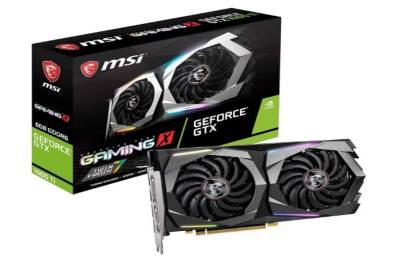 MSI GeForce RTX 1660 Ti GAMING X