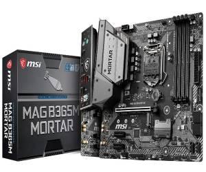 MSI Intel 365 LGA 1151 Motherboard