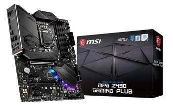 MSI MPG Z490