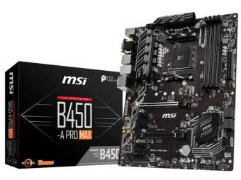 MSI Pro Series Motherboard