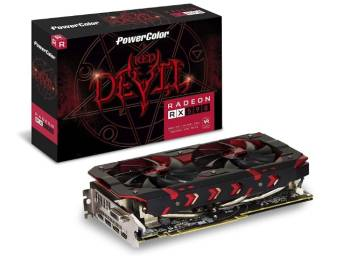 PowerColor Red Devil AMD Radeon RX590 8 GB