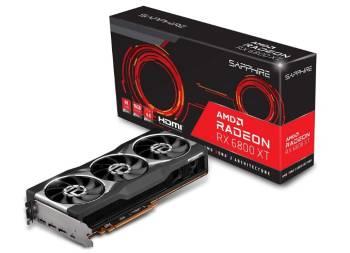 Sapphire 21304-01-20G AMD Radeon RX 6800 XT
