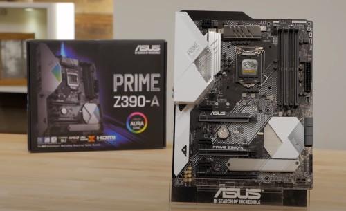 Asus Prime Z390-A LGA 1151 Motherboard compatibility
