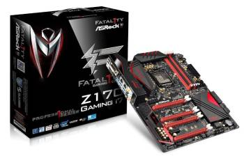 ASRock FATAL 1TY Z170 Professional Gaming Motherboard