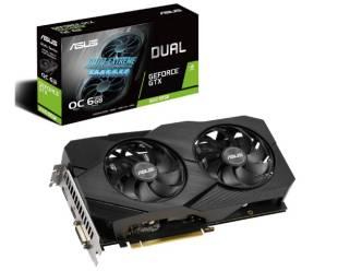 ASUS DUAL GeForce GTX 1660 SUPER EVO OC Edition