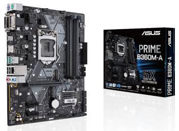 Asus Prime B360-M Motherboard
