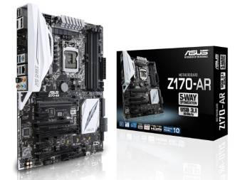 ASUS Z170-AR
