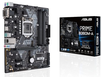 Asus LGA 360M-A Motherboard
