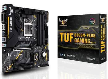 Asus TUF B365M-Plus Gaming Motherboard