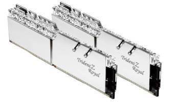 G.Skill 32GB DDR4 Trident Z Royal Silver