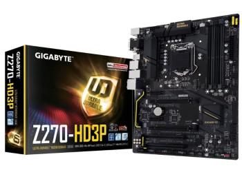 GIGABYTE GA-Z270-HD3P