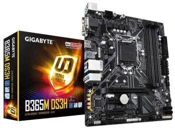 Gigabyte B365M DS3H
