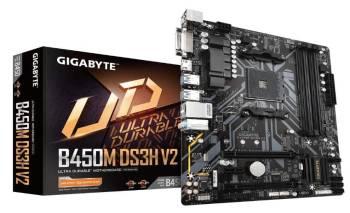 Gigabyte B450M DS3H V2 Motherboard