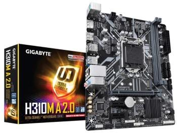 Gigabyte H310M A 2.0 Motherboard