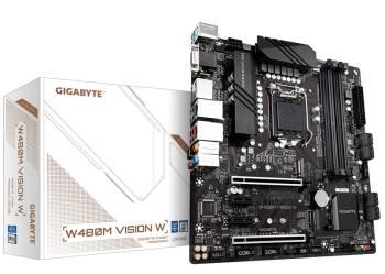 Gigabyte W480M VISION W