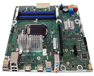 HP Thimphu Intel Z170 motherboard