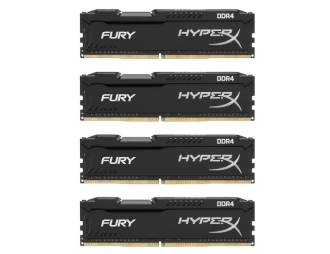 Kingston Technology HyperX Fury Black