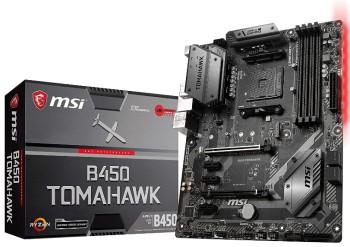 MSI B450 TomoHawk