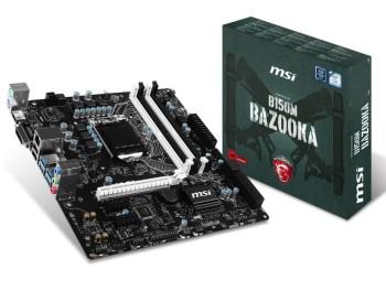 MSI Gaming Intel Skylake Motherboard