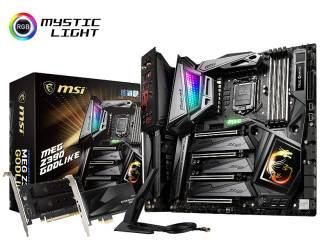 MSI MEG Z390 GODLIKE motherboard