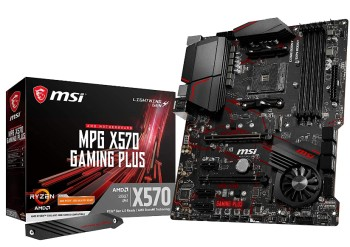 MSI MPG X570 Gaming PLUS