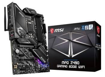 MSI MPG Z490 Gaming Edge Motherboard