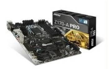 MSI Motherboard Z170-A Pro