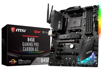 MSI Performance Gaming Motherboard