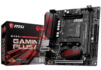 MSI Performance Gaming Plus motherboard