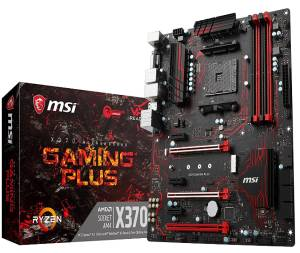 MSI gaming AMD Ryzen motherboard