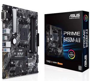 ASUS B450M-A II